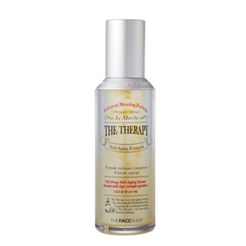 THE FACE SHOP The Therapy Oil Drop Anti-Aging Serum 45ml