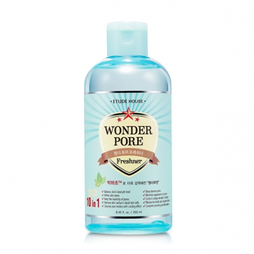 Etude House WONDER PORE Freshner 250ml