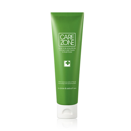 CAREZONE P-Cure Pore Clean Scrub Foam 130ml