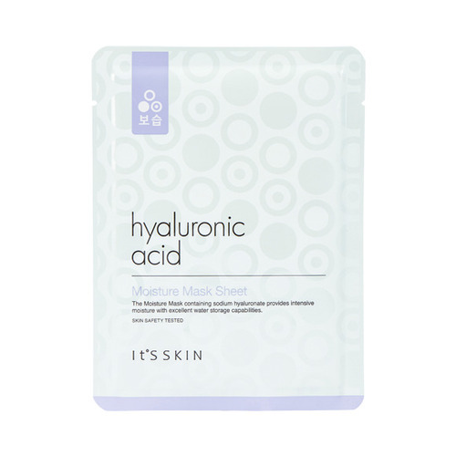 It's skin Hyaluronic Acid Moisture Mask Sheet 17g * 3ea