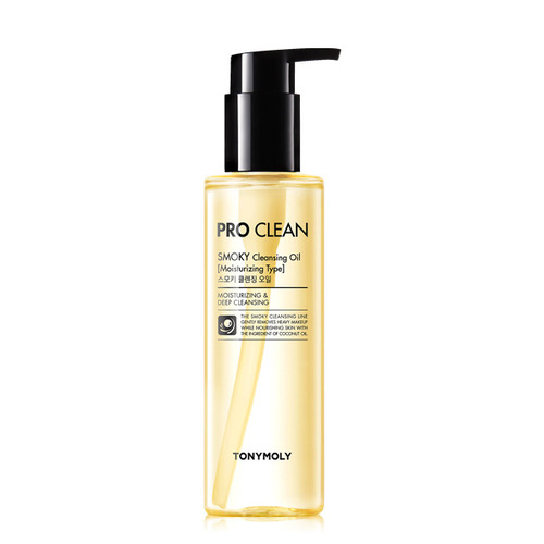TONYMOLY Pro Clean Smoky Cleansing Oil 150ml