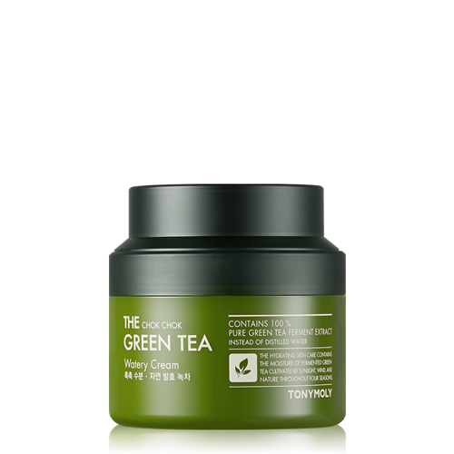 TONYMOLY THE Chok Chok Green Tea Watery Cream 100ml