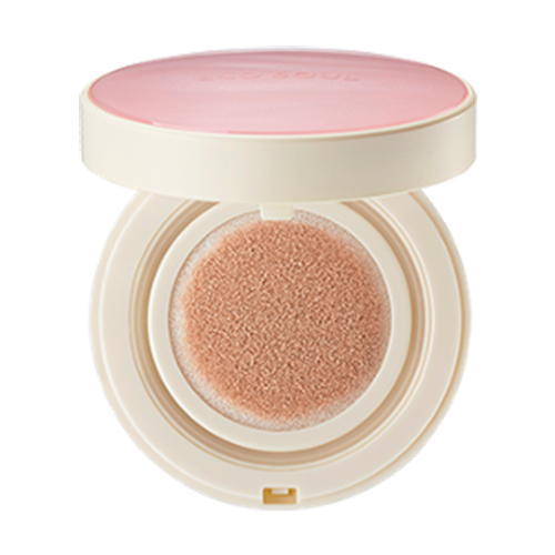 the SAEM Eco Soul Essence Cushion All Cover