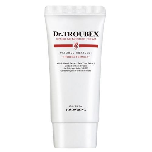 TOSOWOONG Dr. Troubex Sparkling Waterful Moisture Cream 45ml