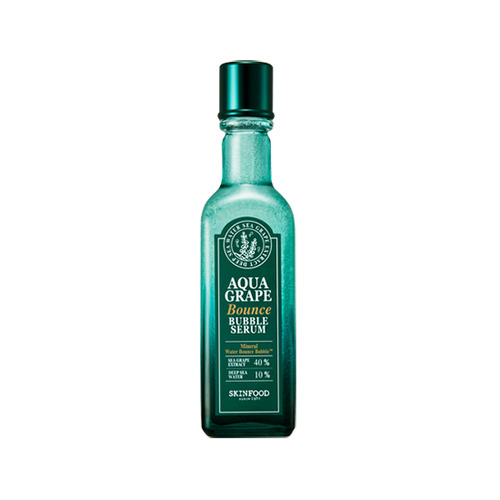 SkinFood Aqua Grape Bounce Bubble Serum 120ml