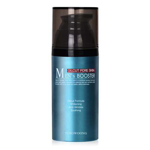 TOSOWOONG Men's Booster Oilcut Pore Skin Toner 110ml