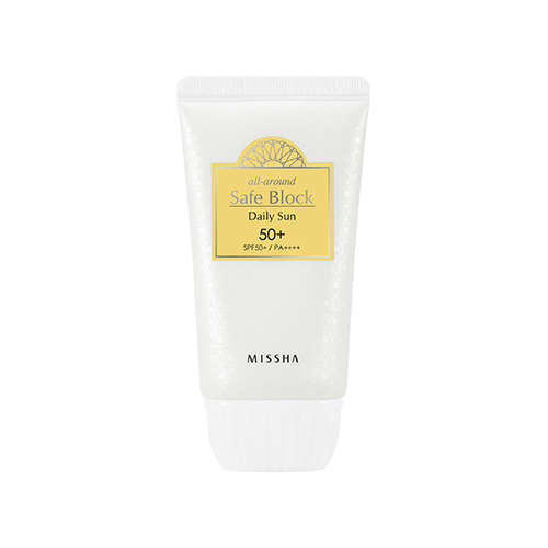 Missha 2017 All-around Safe Block Daily Sun SPF50+ PA++++ 50ml