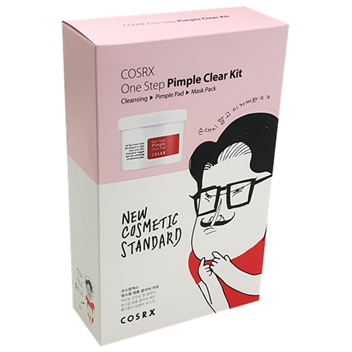 COSRX One Step Pimple Clear Kit 10ea