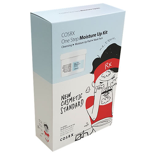 COSRX One Step Moisture Up Kit 10ea