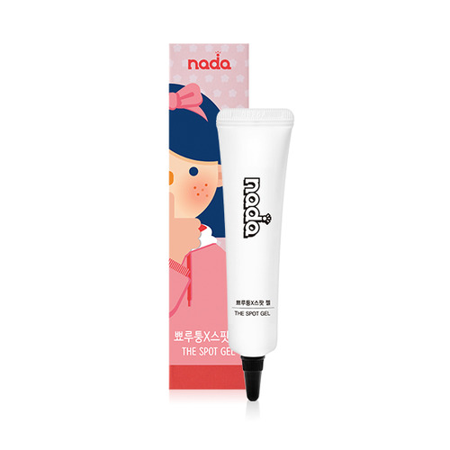 nada BumpyX THE SPOT GEL 15g