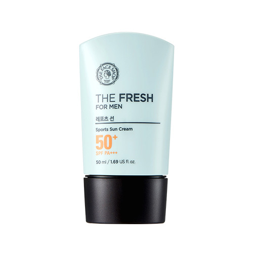 The FACE Shop The Fresh For Men Sports Sun Cream SPF50+ PA+++ 50ml