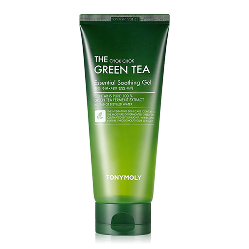 TONYMOLY THE Chok Chok Green Tea Essential Soothing Gel 200ml