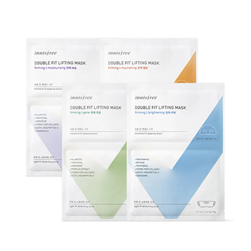 innisfree Double Fit Lifting Mask