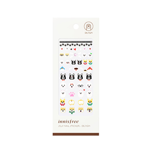 innisfree Self Nail Sticker Design #19