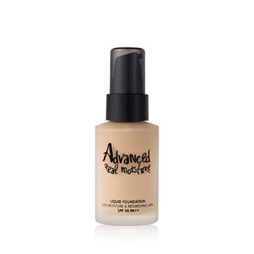 touch in SOL Advanced Real Moisture Foundation SPF30 PA++ 30ml