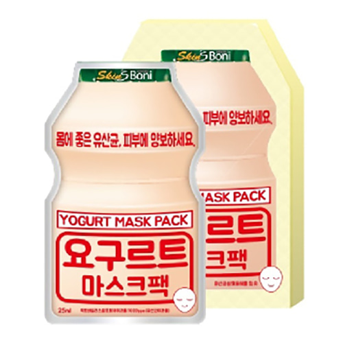 Skin'S Boni Yogurt Mask Pack 25ml * 10ea
