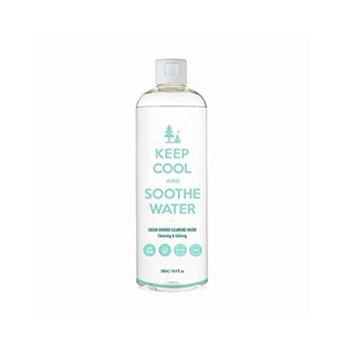 KEEP COOL Soothe Phyto Green Shower Cleansing Water 100ml