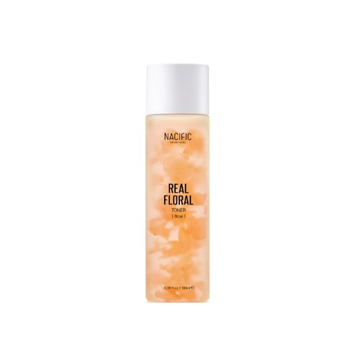 NACIFIC Real Rose Floral Toner 180ml