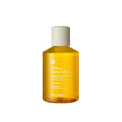 BLITHE Patting Splash Mask Energy Citrus & Honey 150ml