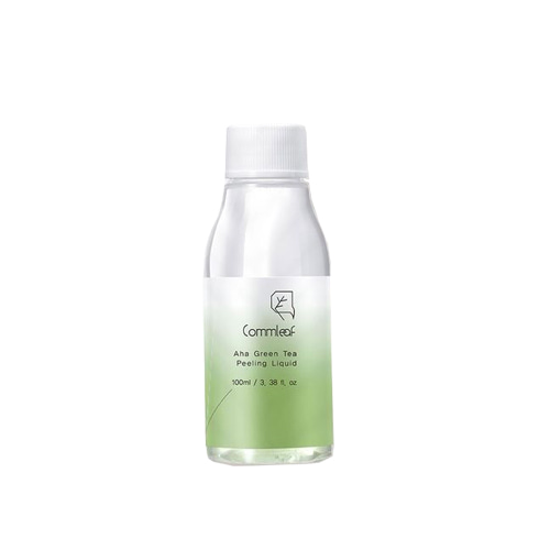 Commleaf AHA Green Tea Peeling Liquid 100ml