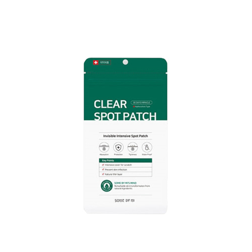 SOME BY MI Clear Spot Patch 18patch