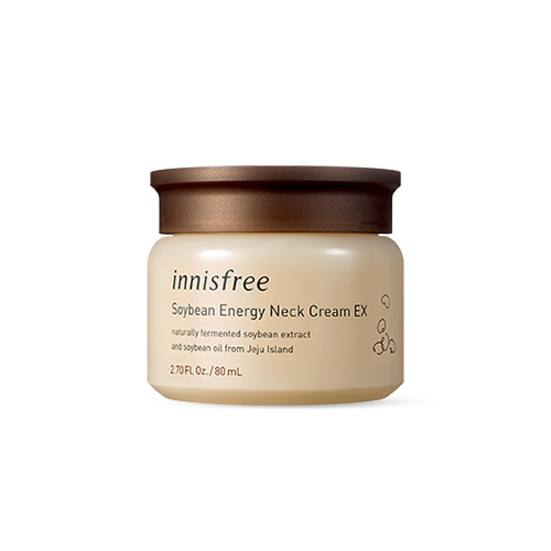 innisfree Soybean Energy Neck Cream EX 80ml