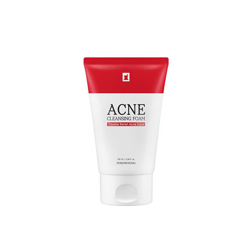 TOSOWOONG Acne Cleansing Foam 100ml