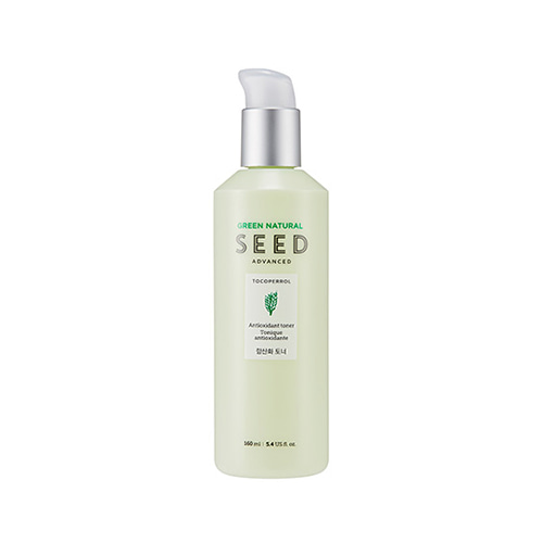 THE FACE SHOP Green Natural Seed Advanced Antioxidant Toner 160ml