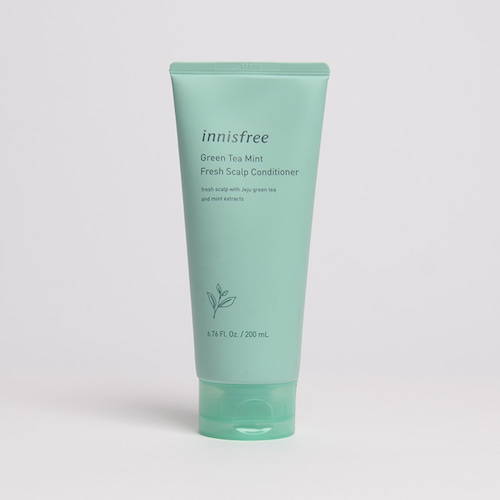 innisfree Green Tea Mint Fresh Scalp Conditioner 200ml