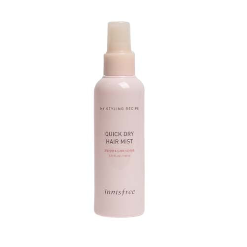 innisfree My Styling Recipe Quick Dry hair Mist 150ml