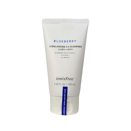 innisfree Blueberry Rebalancing 5.5 Cleanser 100ml