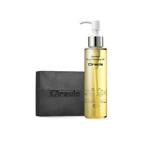Ciracle Cleansing Set 1Cleansing Oil+Blackhead Soap