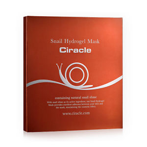 Ciracle Snail Hydrogel Mask 4 Sheets