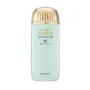 Missha All-Around Safe Block Essence Sun Milk SPF45 PA+++ 70ml
