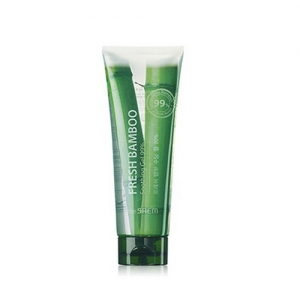 the SAEM Fresh Bamboo Soothing Gel 99% Tube 250ml
