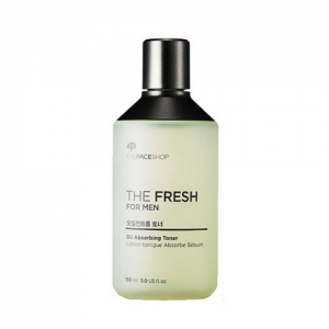 The FACE Shop The Fresh For Men Oil Absorbing Toner 150ml