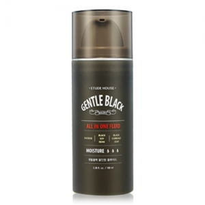 Etude House Gentle Black All In One Fluid 100ml