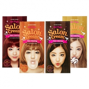 Etude House Hot style salon cream hair coloring