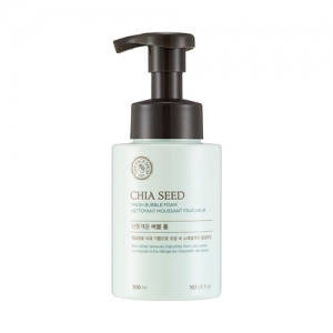 THE FACE SHOP Chia Seed Fresh Bubble Foam 300ml