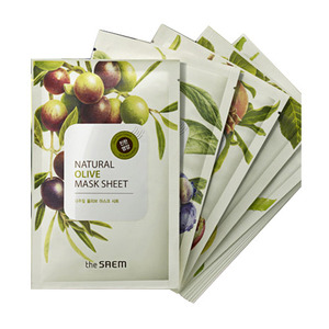 The Saem Natural Mask Sheet 21ml