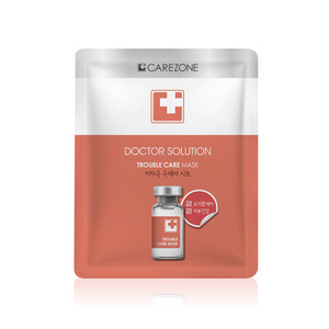 CAREZONE Doctor Solution Trouble Care Mask 27ml