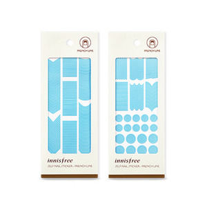 Innisfree Self Nail Sticker French Line