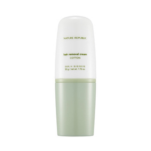 NATURE REPUBLIC Hair Removal Cream Cotton 50ml