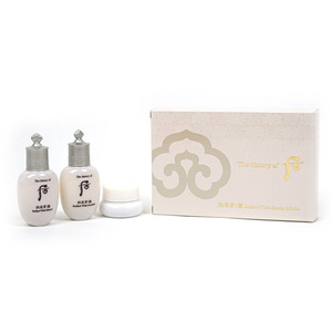 [Sample Kit] The History of Whoo Radiant White Special Gift Set (3 item)