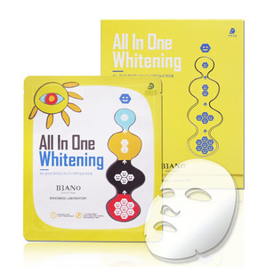BANO All In One Whitening Mask 1 sheet