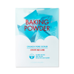 Etude House Baking Powder Crunch Pore Scrub 7g*24ea