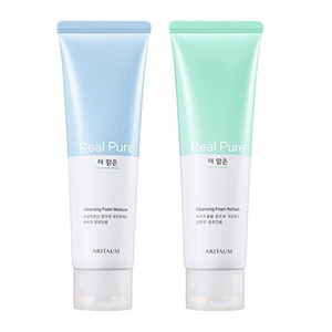 ARITAUM Real Pure Cleansing Foam 130ml