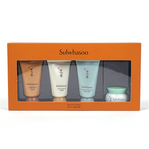 Sulwhasoo Mask Kit (4items)