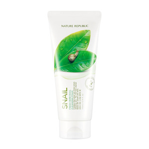 Nature Republic Fresh Herb Snail Cleansing Foam 170ml