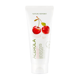 Nature Republic Fresh Herb Acerola Cleansing Foam 170ml